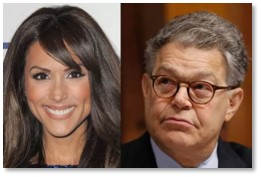 Al Franken, Leeann Tweeden, sexual harassment