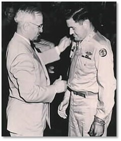 Charles Andrew MacGillivary, Congressional Medal of Honor, Battle of the Bulge, President Truman