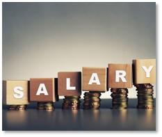 salary growth chart, CareerCast, jobs