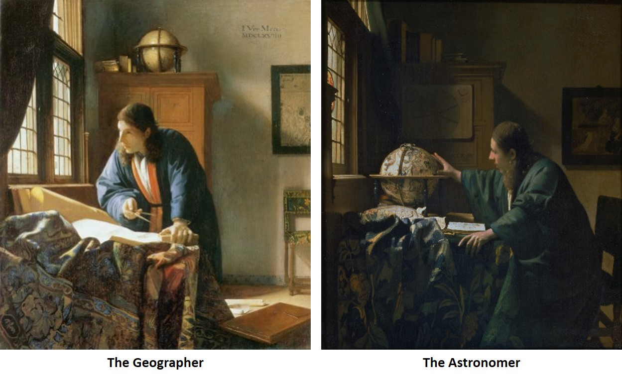 Vermeer and the Masters of Genre Painting, Johannes Vermeer