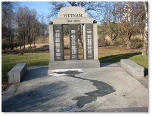 Vietnam Veterans Memorial, Back Bay Fens, George Robeert White Fund