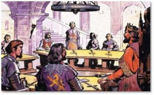 King Arthur, Round Table, Knights of the Round Table, senior management, sexual aggression