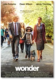 Julia Roberts, Wonder movie, Owen Wilson, RJ Palacio
