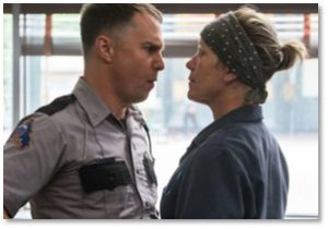 Three Billboards Outside Ebbins Missouri, women of the movies, Frances McDormand