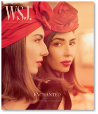 WSJ Magazine, The Wall Street JoOurnal, privilege