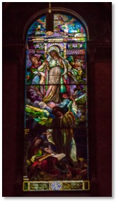 The Vision of St. John, John Lafarge, Nixon Black, Trinity Church