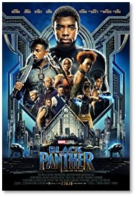 Black Panther movie, Wakanda, superhero