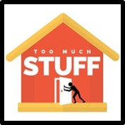 House of Stuff, too much stuff, the angst of moving