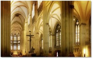 St. Peter's Cathedral,l Regensburg, High Gothic, European churches