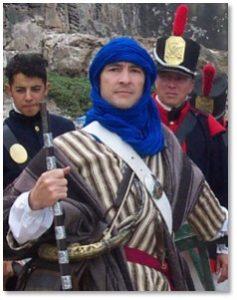 Battle of Tripoli, William Eaton, Lance J. Holt