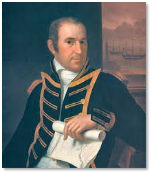 General William Eaton, Battle of Derna, Barbary Pirates, Derne Street, First Barbary War
