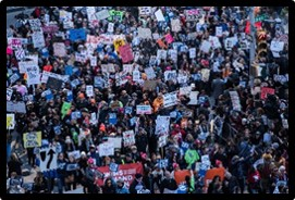 March for Our Lives, Parkland shooting, Marjorie Stoneman Douglas high school, Generation Z