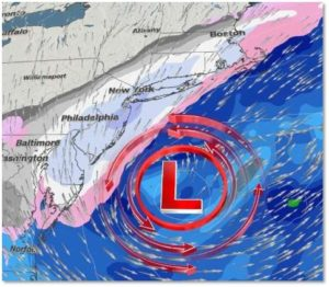 Winter Storm Toby, nor'easter, extreme weather, four-easter, snow, flooding