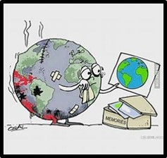 Hurting world crying, empathy, compassion