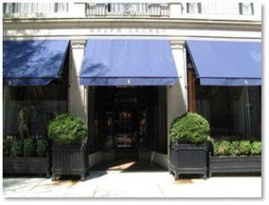 93 Newbury Street, Boston, Back Bay, Ralph Lauren, Kakas Fur Company, polar bear