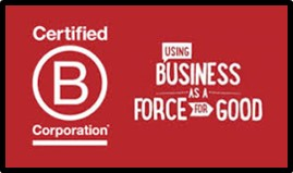 Buisiness as a force for good, B Corp, Benefit Corporation