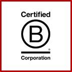 Certified B Corporation, logo, B Corp
