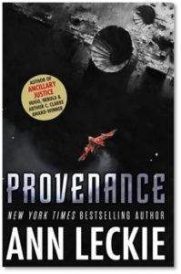 Provenance, Ann Leckie, science fiction, novel