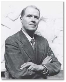 Donald De Lue, Sculptor, Quest Eternal, Prudential Center, mannerist, Boylston Street, Boston