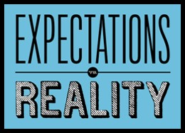 Expectations vs Reality, Saying and Doing