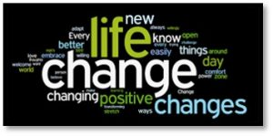 Life changes, changing, positive, better