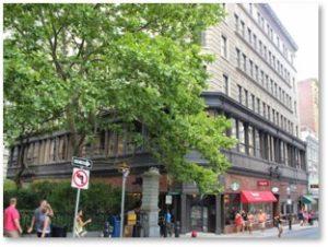 Niles Building, 27 School Street, Charles Ponzi, Securities Exchange Company,Charles Howard Walker