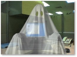 ghost in office, ghosting, hiring, Human Resources, HR