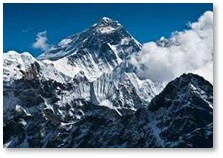 Mount Everest, Sagarmatha, Sir Edmund HIllary