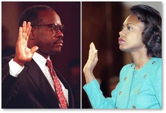 Clarence Thomas, Anita Hill, 1991 Senate Judiciary Committee, hearings, Supreme Court, nominee