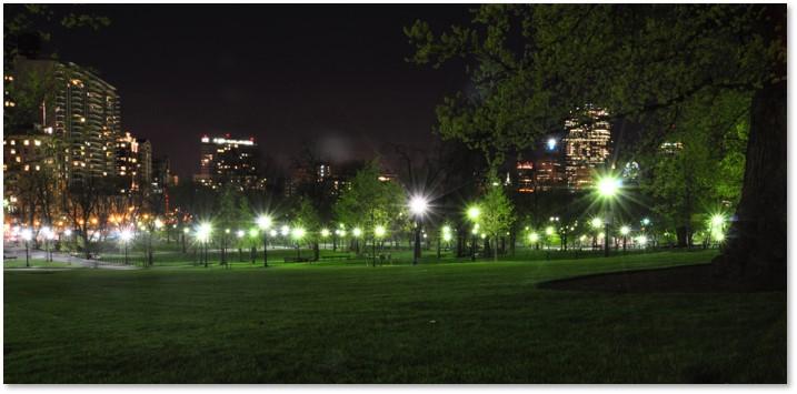 Boston Common, Haunted Boston, American People