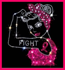 fight like a girl, breast cancer awareness
