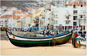Nazare, Portugal, big waves, surfing, surfing record