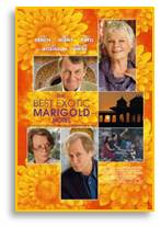 The Best Exotic Marigold Hotel, Judi Dench, Bill Nighy