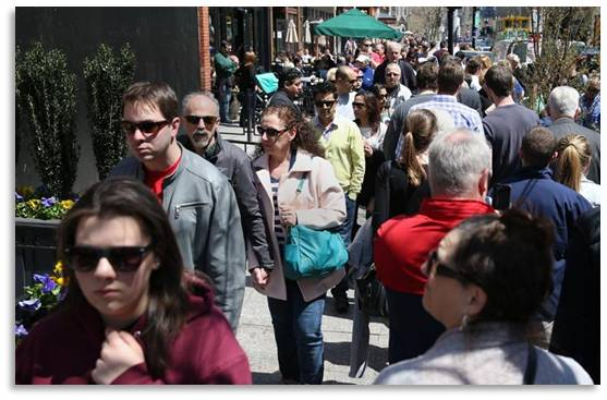 Boston, Boston Strong, Back Bay, Marathon bombing