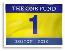 One Fund Boston, Boston Strong, Back Bay, Marathon Bombings