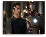 Iron Man 3, Robert Downey Jr., Tony Stark