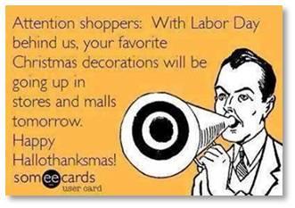 Christmas, HallowThanksMas
