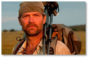 Les Stroud, Survivorman, wilderness survival, Outside magazine