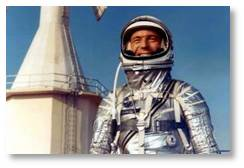 M. Scott Carpenter, Lt. Cmdr. Scott Carpenter, Mercury Seven, astronauts