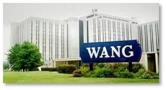 Wang Laboratories, Wang, An Wang, Lowell MA