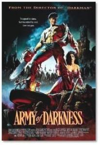 Army of Darkness, Bruce Campbell, Dan Chmielewski, Sam Raimi