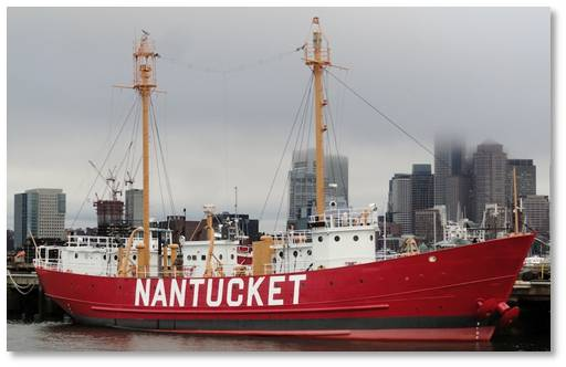 Nantucket Lightship LV-112, U.S. Lightship Service, Nantucket Lightship Museum
