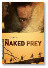 The Naked Prey, Cornell Wilde