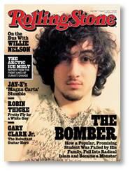 Roling Stone, Dzhokar Tsarnaev , Jim Morrison, Boston Marathon, Marathon bomber