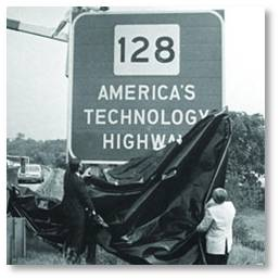 Route 128, America's Technology Highway