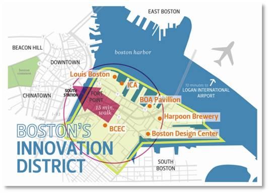 Innovation District, Boston Innovation District