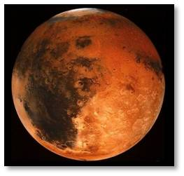 Mars, The Martian, Andy Weir