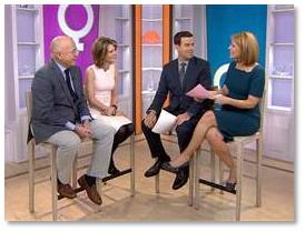 The Today Show, David Granger, Roberta Myers, ELLE Magazine, Esquire Magazine, decoding the sexes
