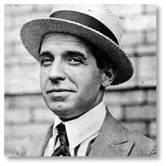 Charles Ponzi, Ponzi scheme