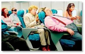 Coach class, reclining seat, airplane violence, Seat Defender